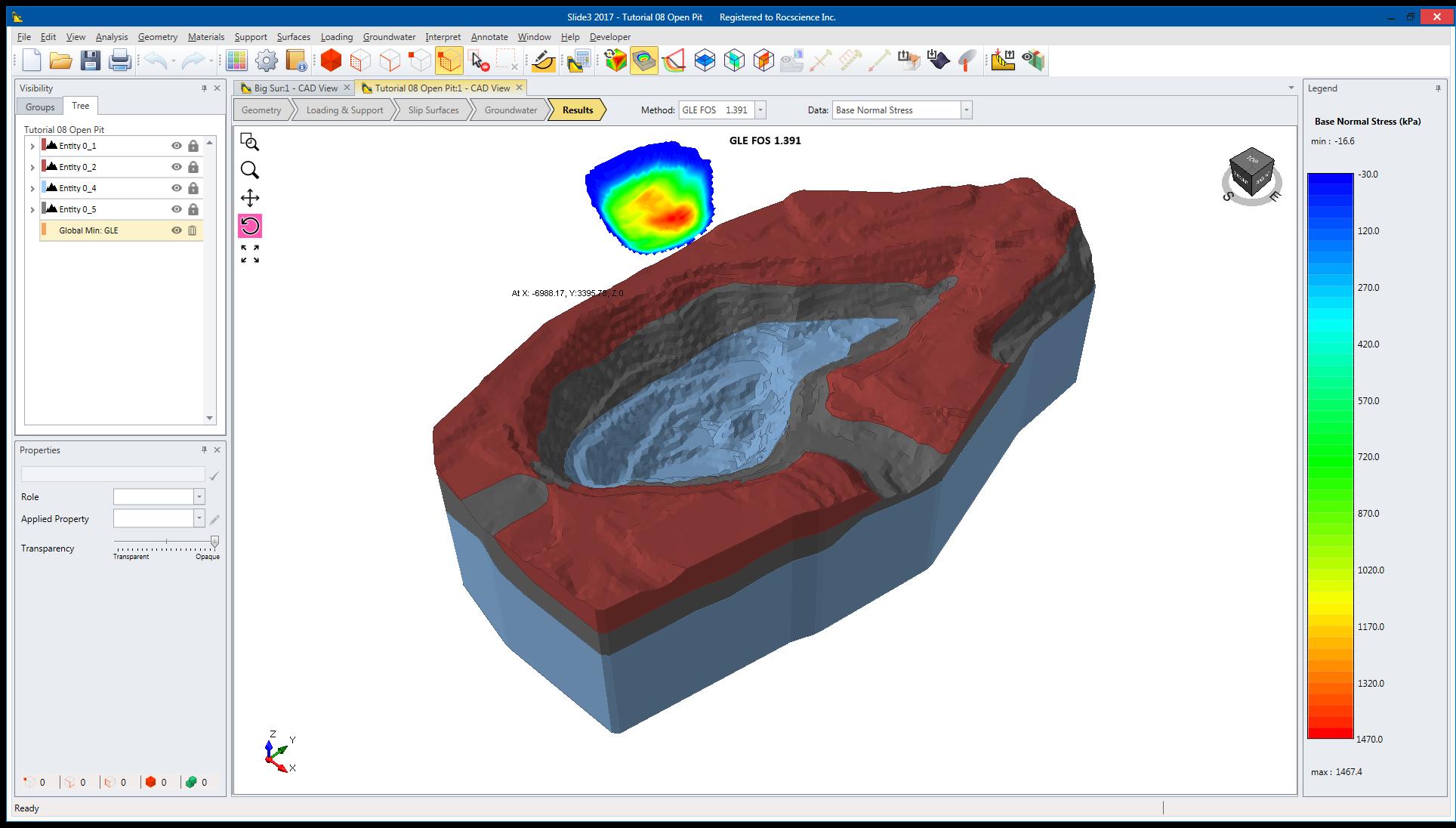 Improved 3D model rotation in Slide3