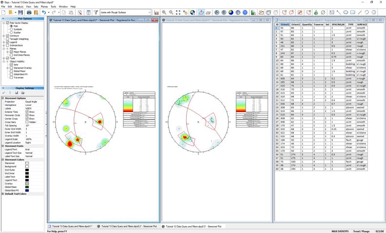 Image 5: Set vs Set Analysis in Dips