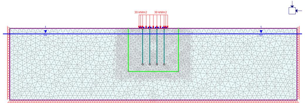 Figure 2: RS2 Model