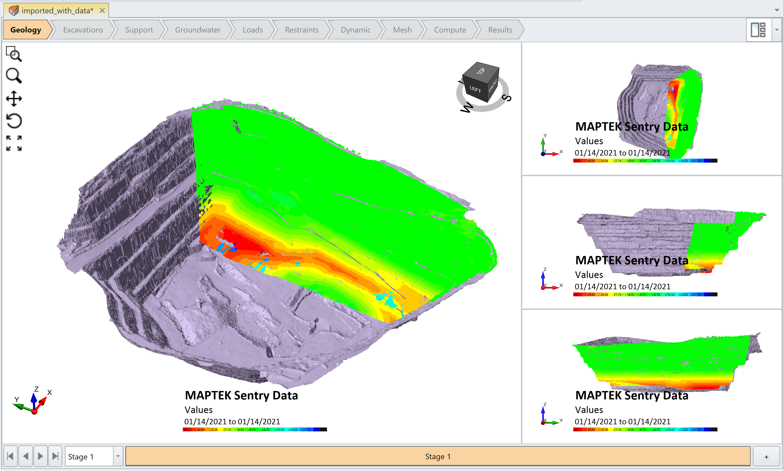 RS3: Maptek Sensor Data Import feature