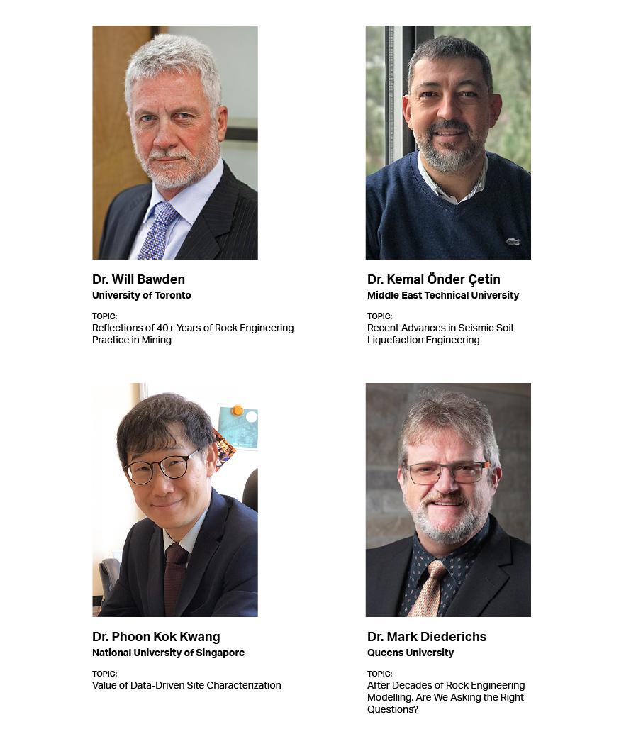 RIC 2021 - Keynote Speakers