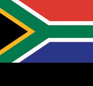 South Africa Flag 193X177