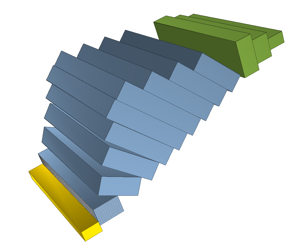 RocTopple Figure 5: Dynamic view of toppling.
