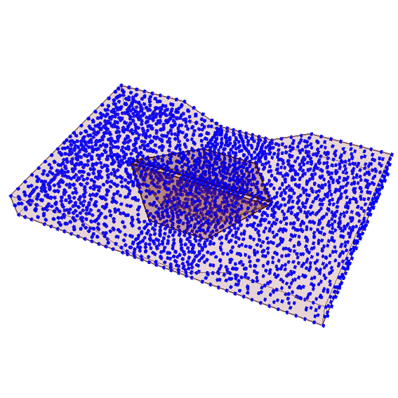 Slide3 Figure 4: Import 3D water pressure grid from RS3.