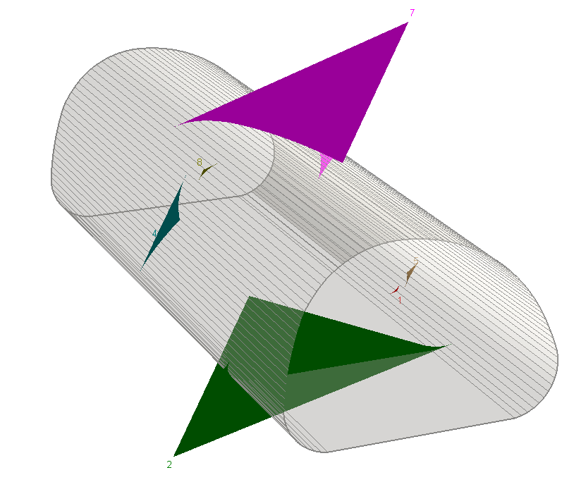 UnWedge Figure 1: View wedges in 3D.