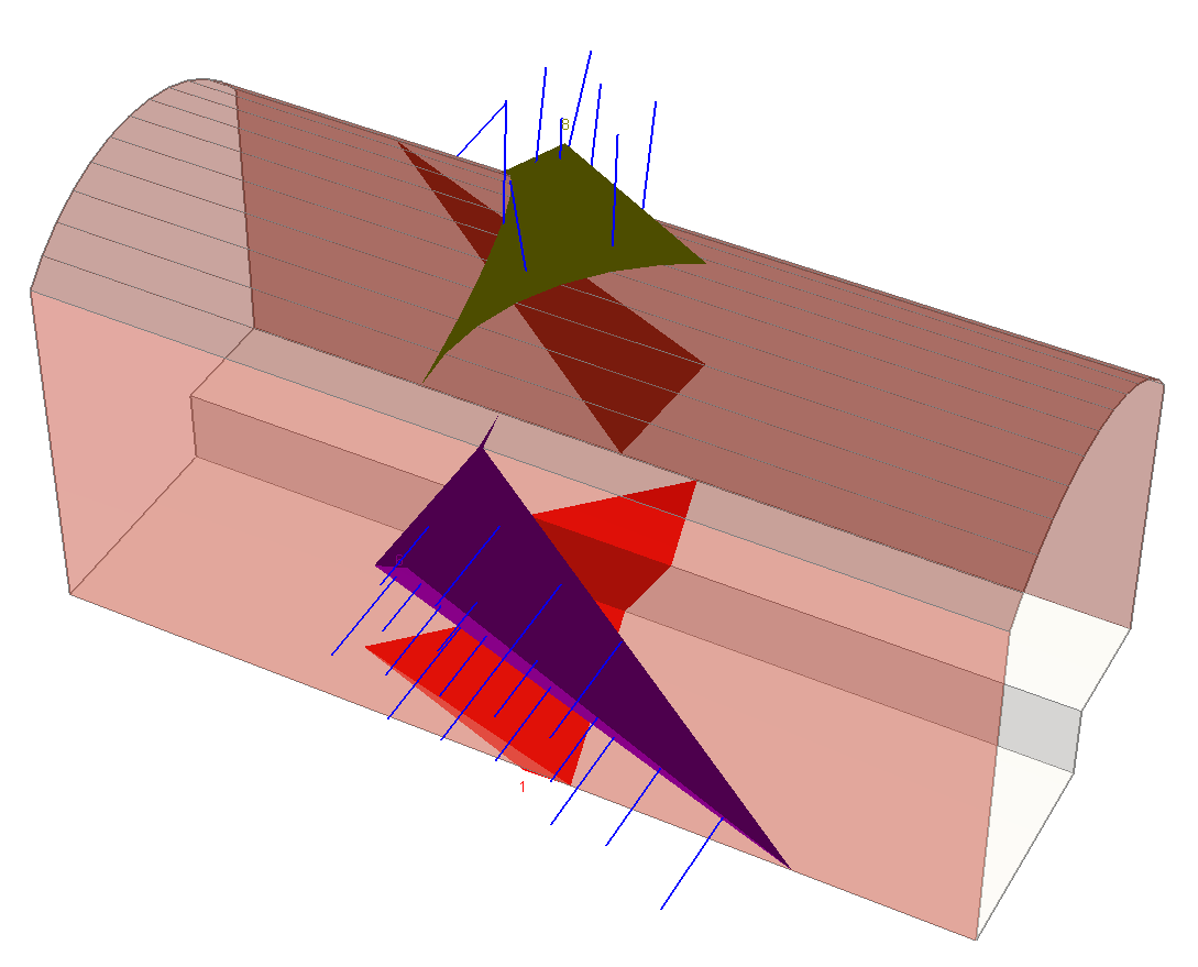 UnWedge Figure 6: Add support to individual wedges.